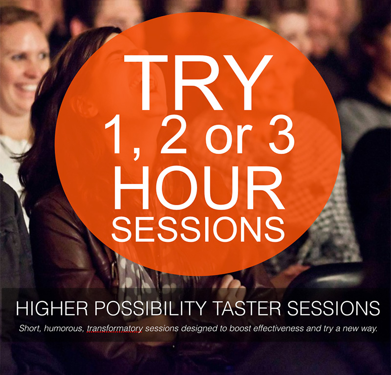 Try our sessions